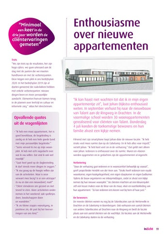 Page 11 of Enthousiasme over nieuwe appartementen