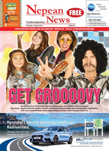 Nepean News 1 August 2019 by Nepean News - issuu
