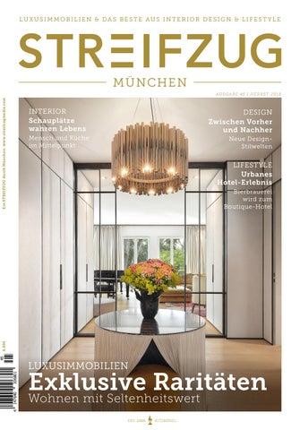 Streifzug Munchen Ausgabe 45 Herbst 2018 By Streifzug Media Issuu