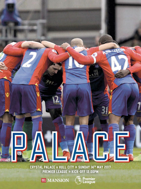 Classic Clash Crystal Palace Vs Hull City By Crystal Palace Fc
