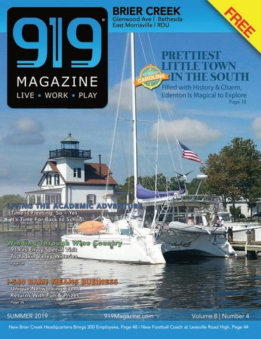 Page 1 of All Things Carolina- A trip to Edenton