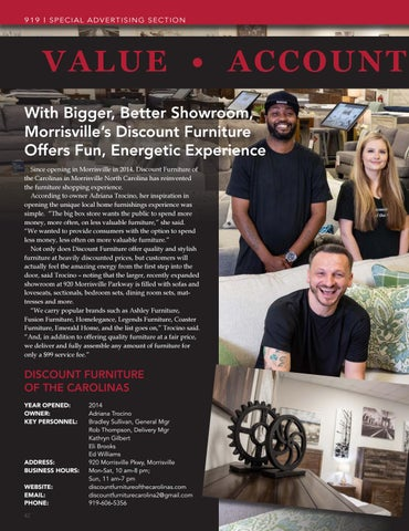 Page 42 of Discount Furniture does it again....with a BIG new space