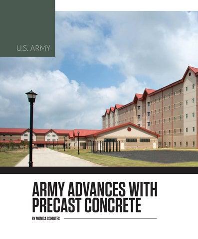 Page 44 of Army Advances With Precast Concrete