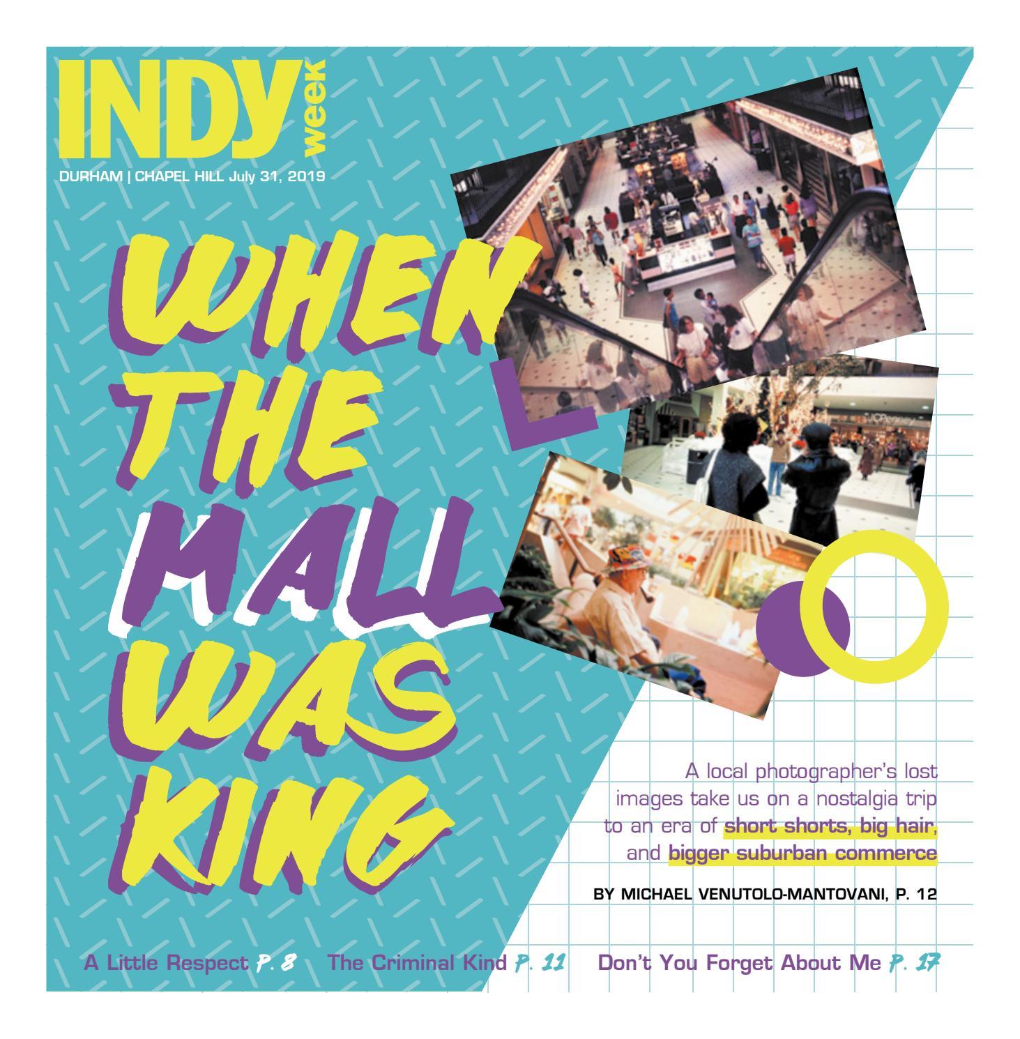 INDY Week 7.31.19 by Indy Week issuu