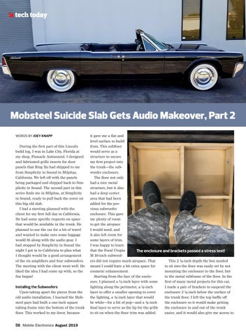 Page 58 of Tech Today: Mobsteel Suicide Slab Gets Audio Makeover, Part 2