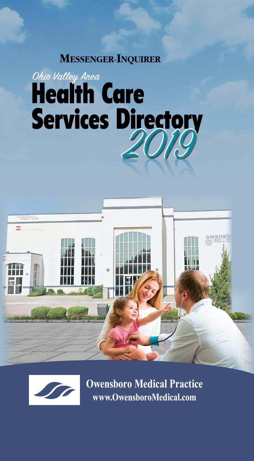 2019-2020 Health Care Services Directory by Messenger