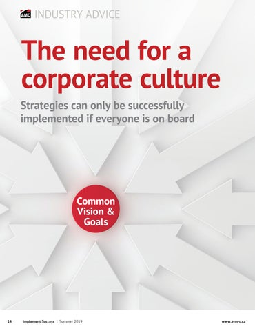 Page 14 of The Need for a Corporate Culture