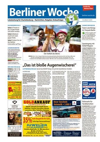 L26 Charlottenburg by Berliner Woche - issuu
