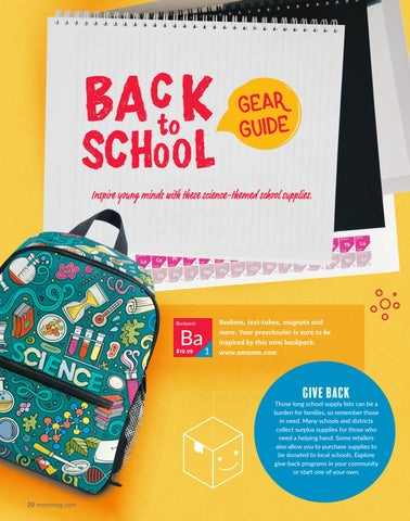 Page 20 of Back to school gear guide