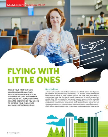 Page 6 of Flying with little ones