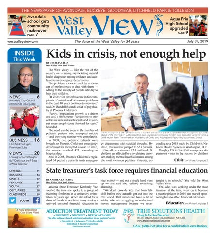 West Valley View: South 07 - 31 - 2019 by Times Media Group