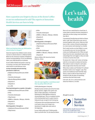 Page 7 of Lets Talk Health