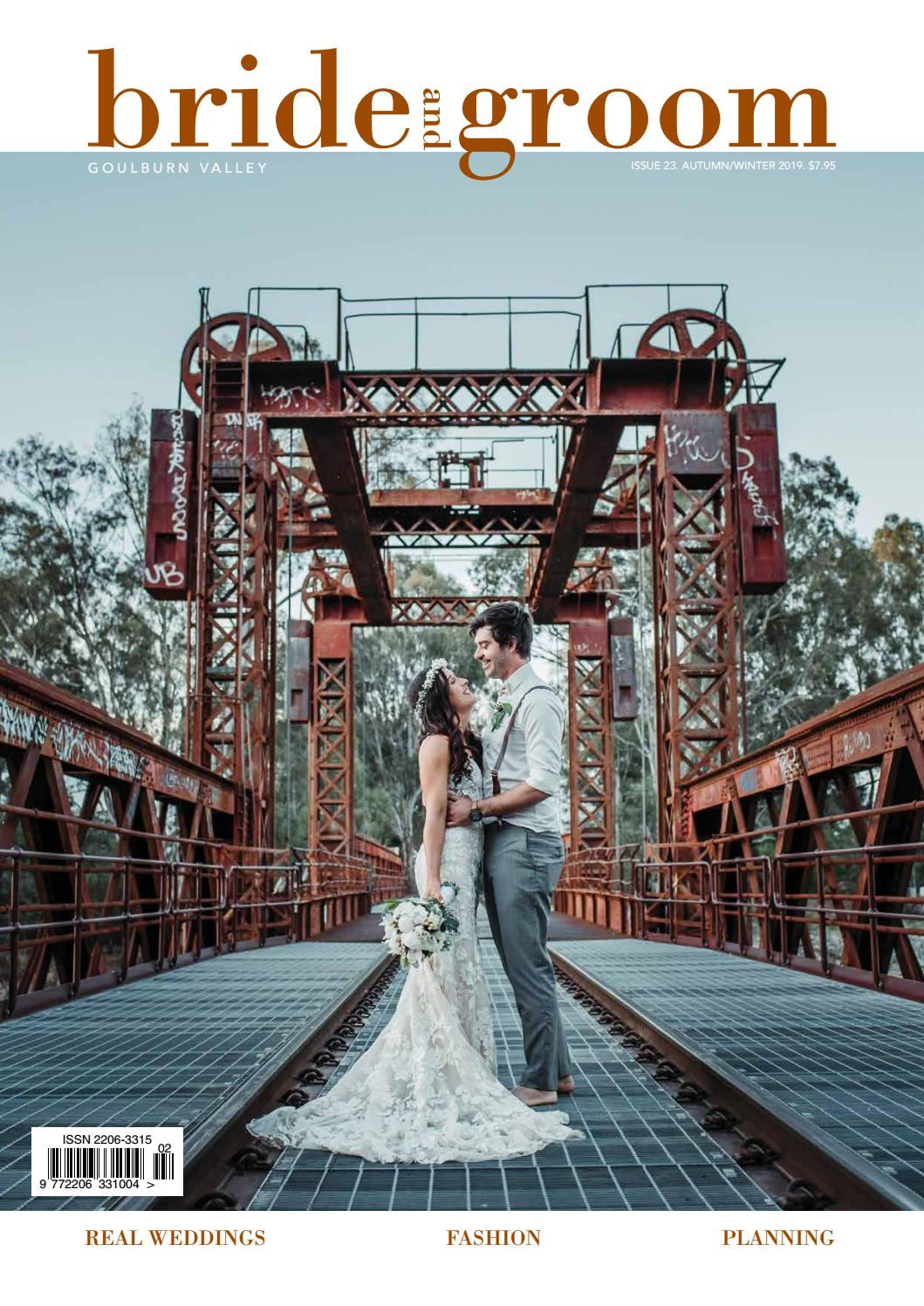 Bride Groom Goulburn Valley April 2019 By Mcpherson Media