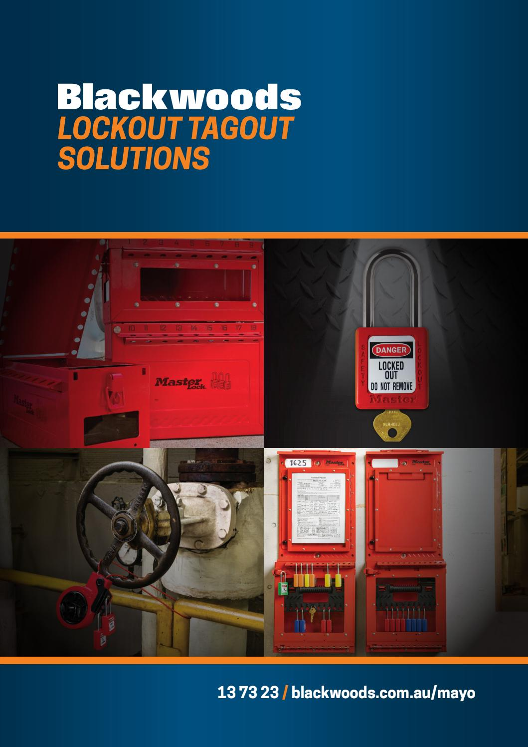 Electrical Large Plug Lockout Tagout Box Lock Device Universal Fit