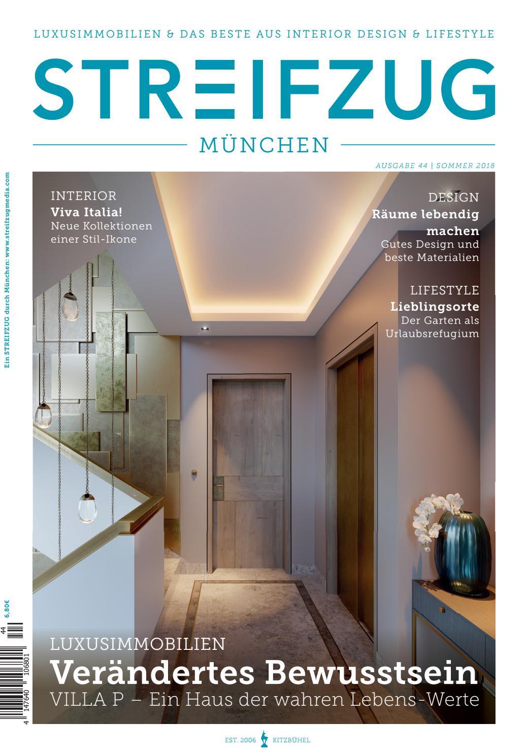 STREIFZUG München   Ausgabe 44   Sommer 2018 by Streifzug Media - issuu