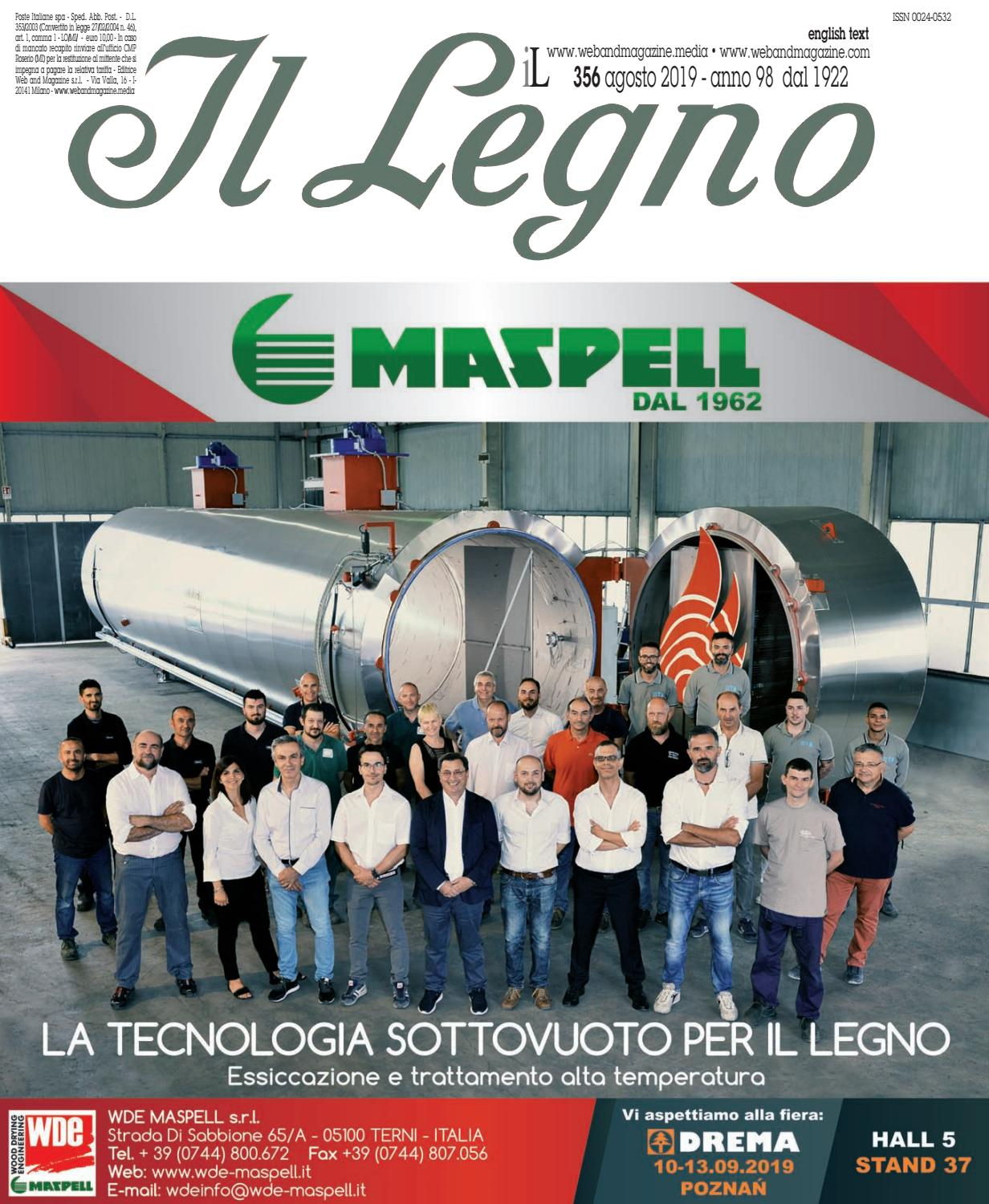 Triangolo Export Sedie Usate.356 Illegno 2019 By Web And Magazine S R L Issuu