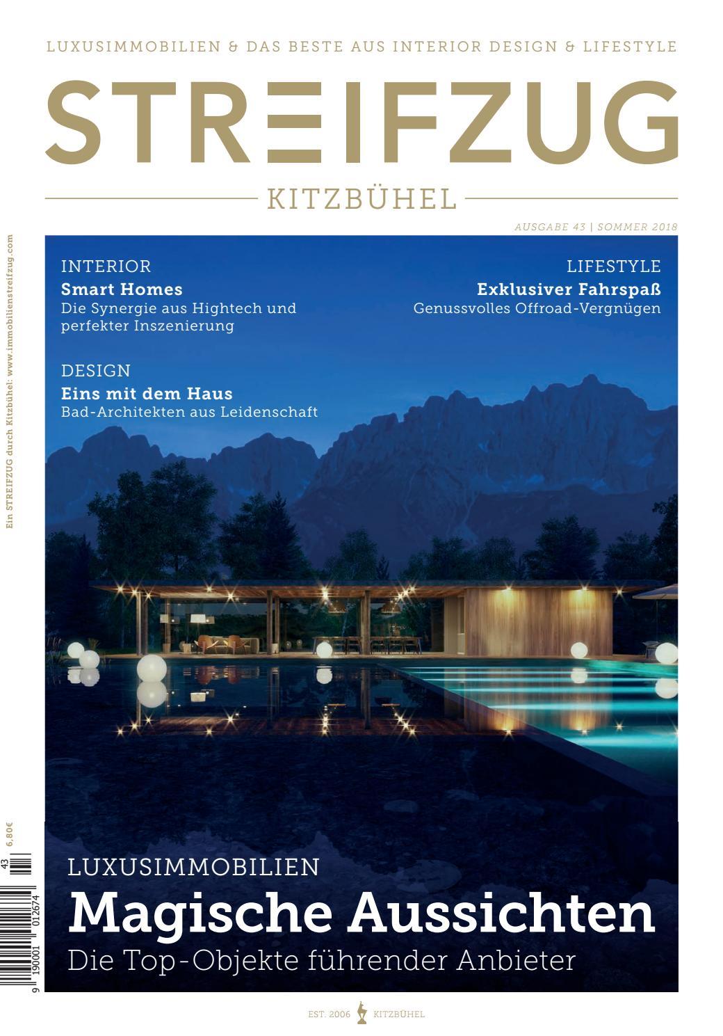 Streifzug Kitzbuhel Ausgabe 43 Sommer 2018 By Streifzug