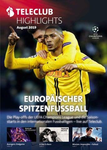 Teleclub Magazin Februar 2018 by Teleclub AG issuu