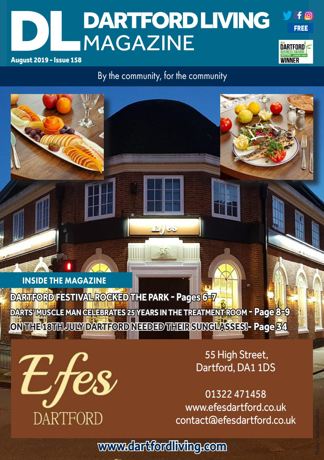 Edf Tempo Calendrier 2019.Dartford Living August 2019 By Dartford Living Issuu