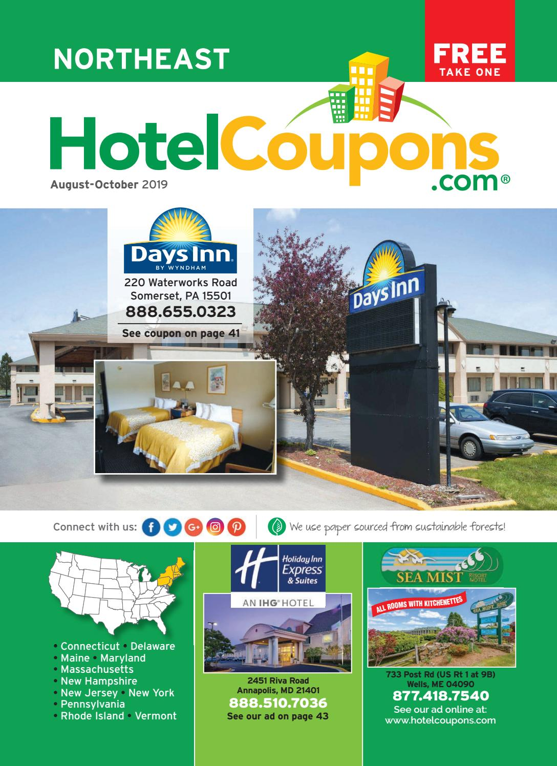 Northeast HotelCoupons com by HotelCoupons com - issuu