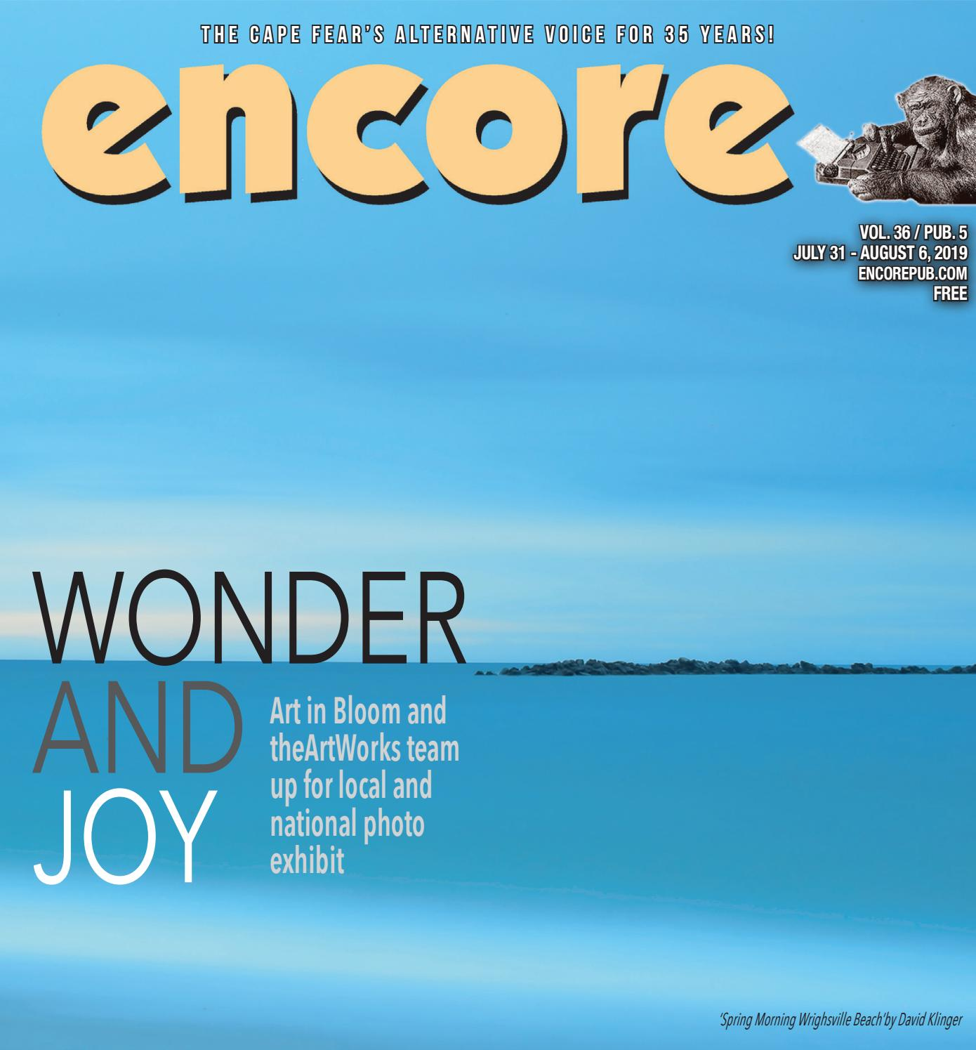 encore July 31 - August 6, 2019 by Wilmington Media - issuu