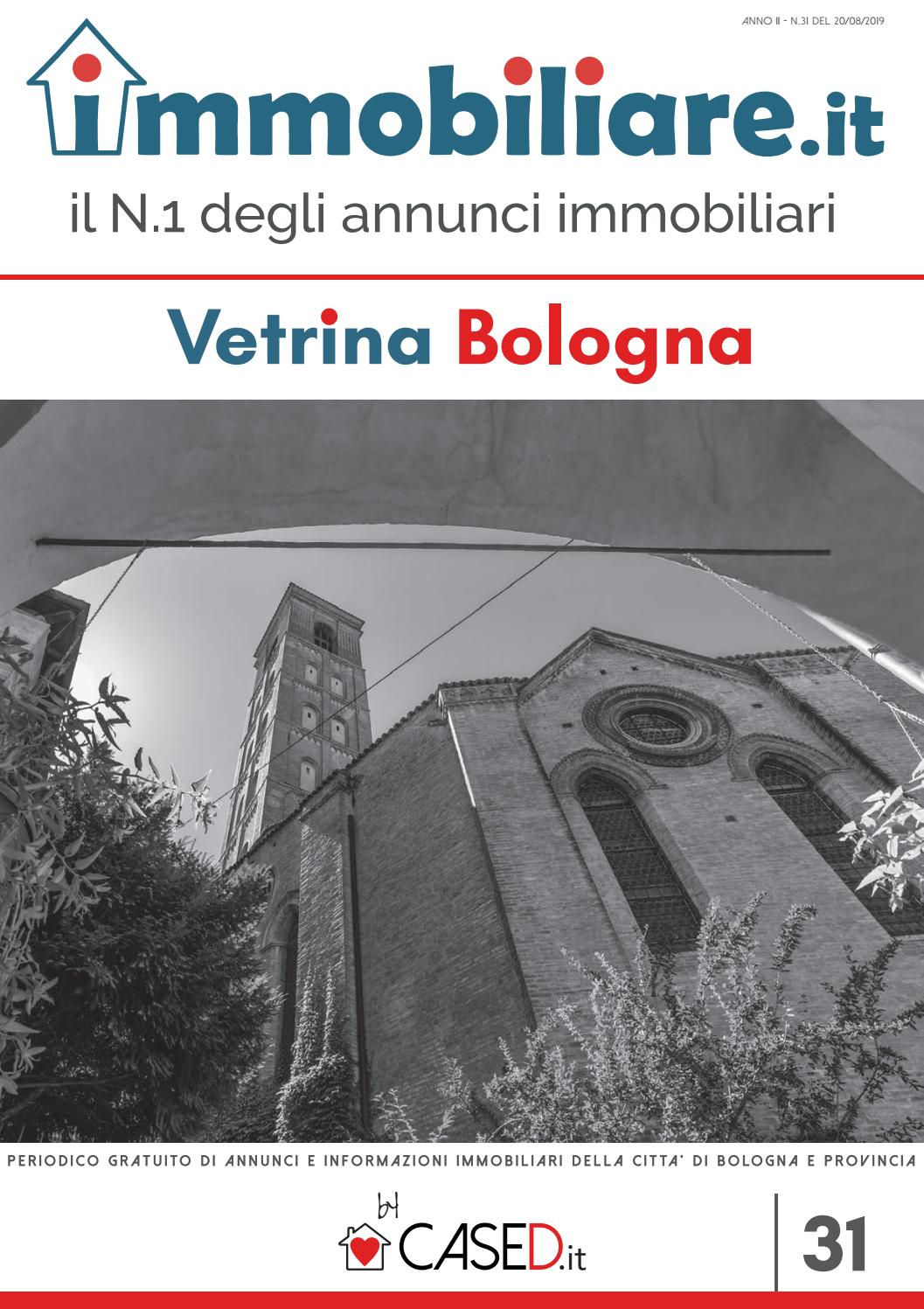 Spazio Vitale Studio Immobiliare vetrina bologna n. 31 del 20/08/2019 by press-one srl - issuu