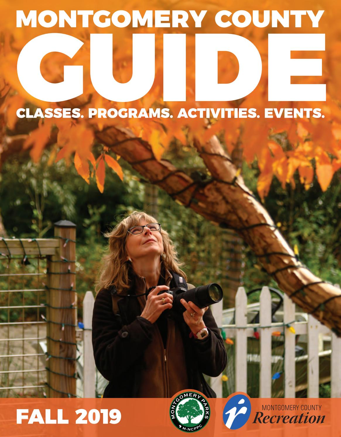 Montgomery County Fall GUIDE 2019 by Montgomery County