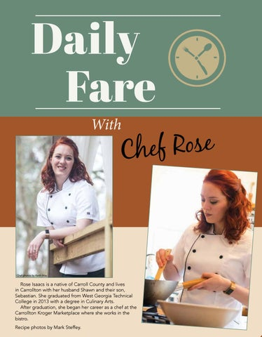 Page 24 of Daily Fare with Chef Rose