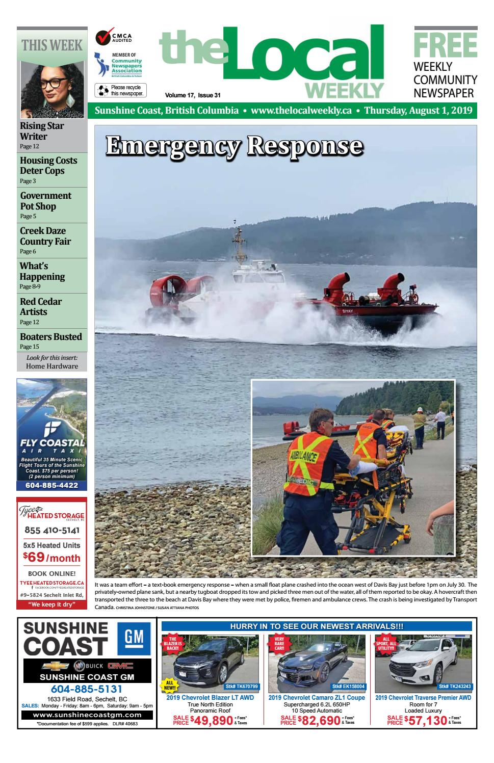 The Local Weekly Aug 01 2019 By The Local Issuu
