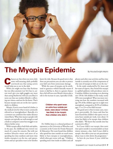 Page 7 of The Myopia Epidemic