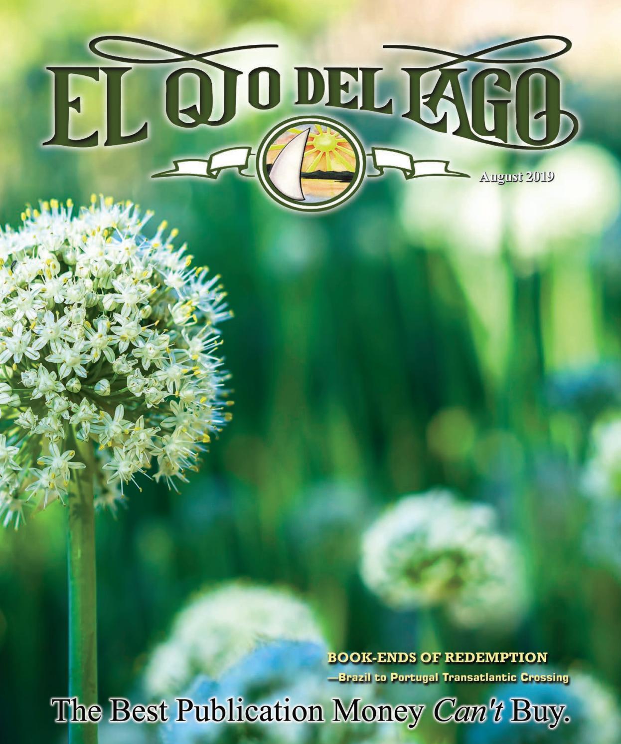 El Ojo del Lago - August 2019 by El Ojo del Lago - issuu