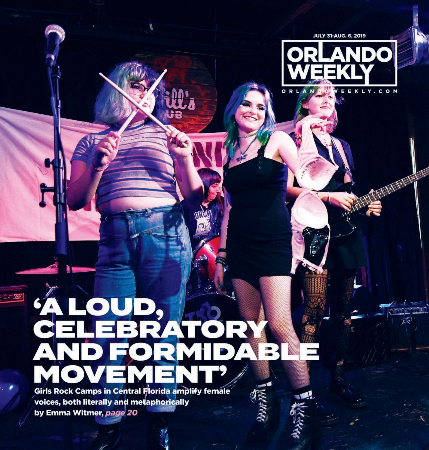 Orlando Weekly July 31, 2019 by Euclid Media Group - issuu