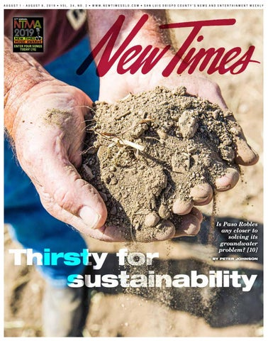 New Times August 1 2019 By New Times San Luis Obispo Issuu