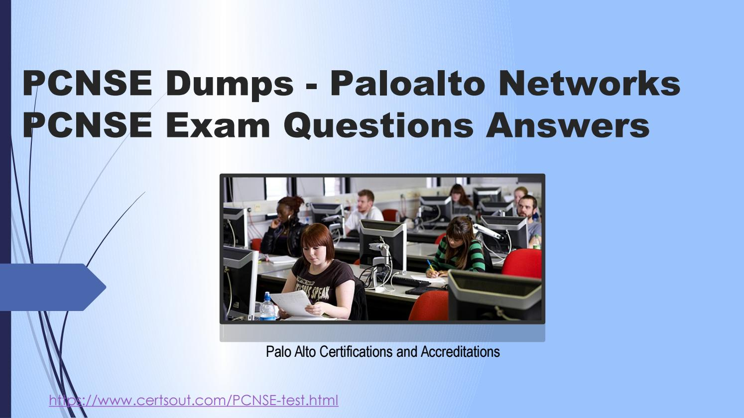 Certsout PCNSE Exam Questions by certsout - issuu
