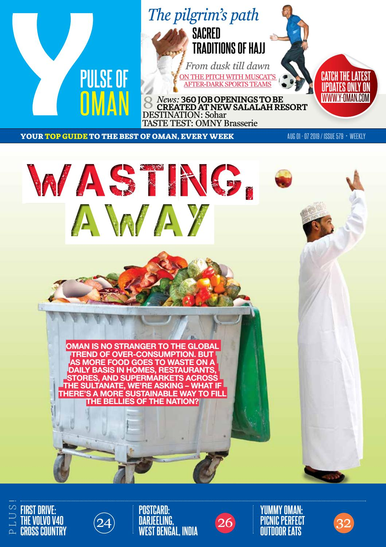 Y Magazine #579, August 1, 2019 by SABCO Press, Publishing