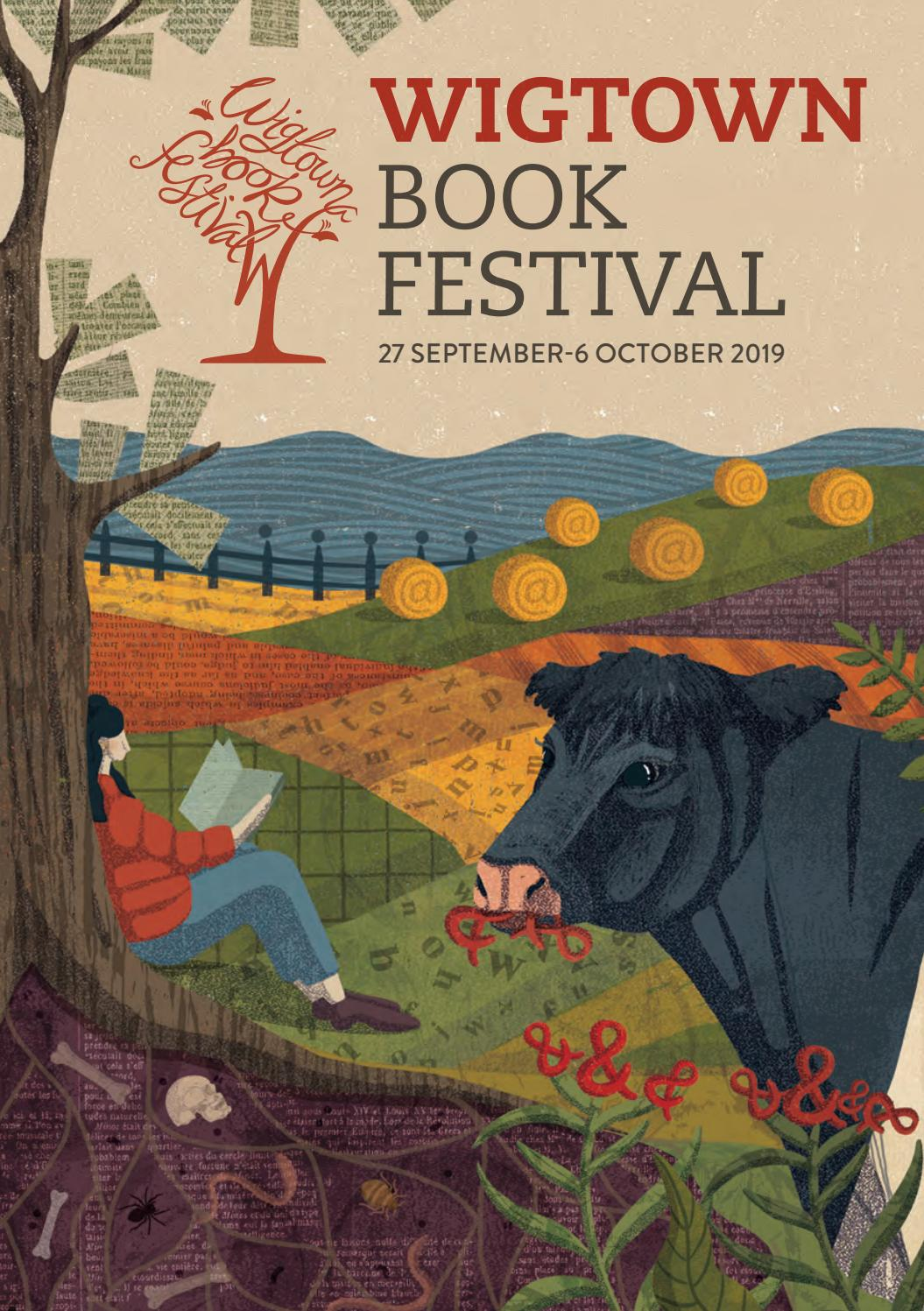 Wigtown Book Festival 2019 by wigtownbookfestival - issuu