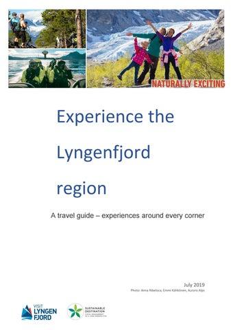 Travelguide Lyngenfjord-region by Visit Lyngenfjord - issuu
