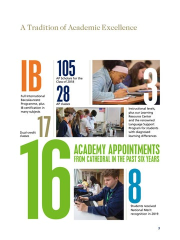 Page 5 of Academic Excellence