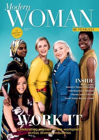 Modern Woman 1st Birthday issue! by Modern Woman - issuu