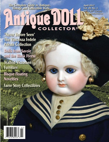 Madame Alexander Auburn twisted bun Wig for larger dolls New