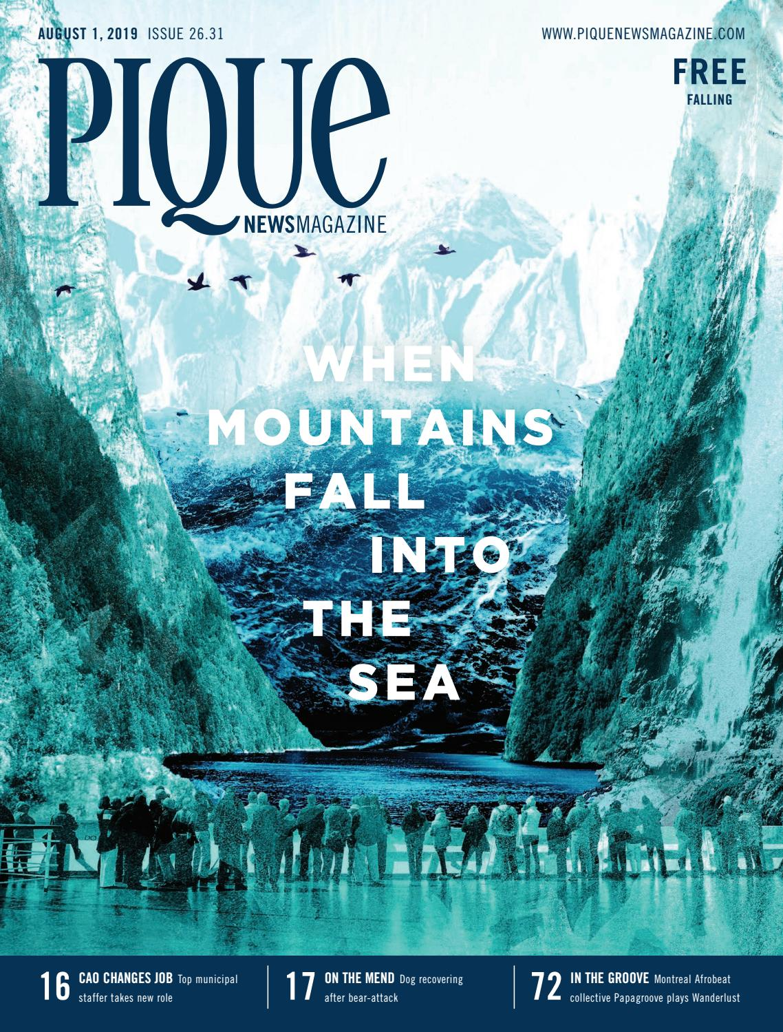 Pique Newsmagazine 2631 by Whistler Publishing - issuu
