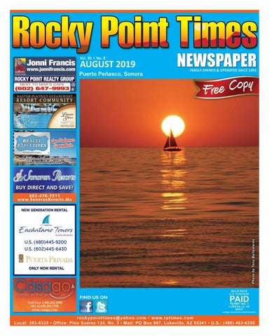 Rocky Point Times August 2019 by Rocky Point Services - issuu