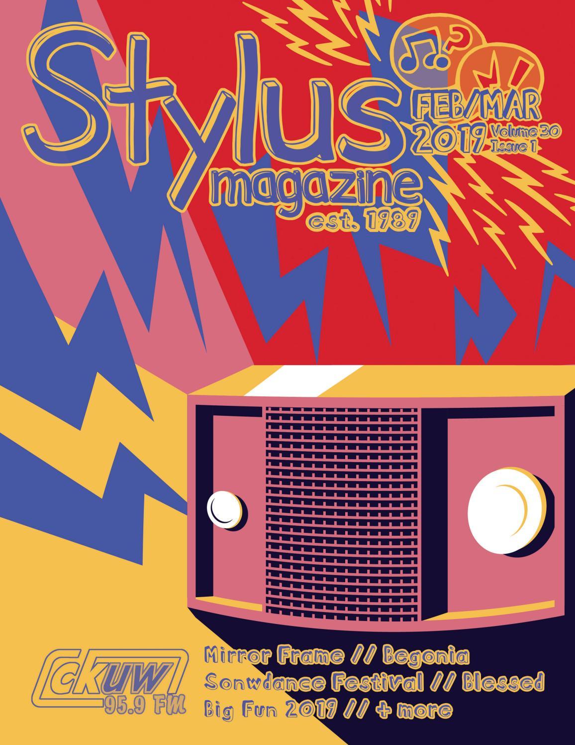 February March 2019 By Stylus Magazine Issuu