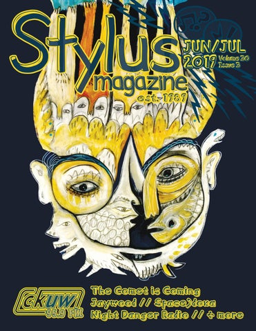 June / July 2019 by Stylus Magazine - issuu