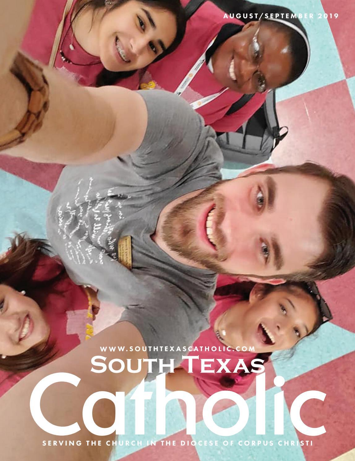 Angelica Sofia Saenz august/september 2019 - vol. 54 no. 8south texas