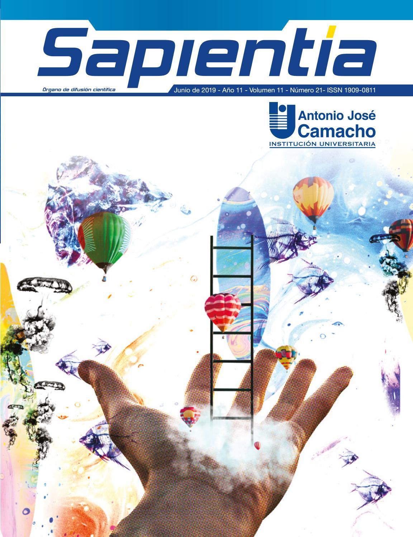 Revista Spaientía Nº 21 By Uniajc Issuu