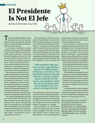 Page 24 of El Presidente Is Not El Jefe