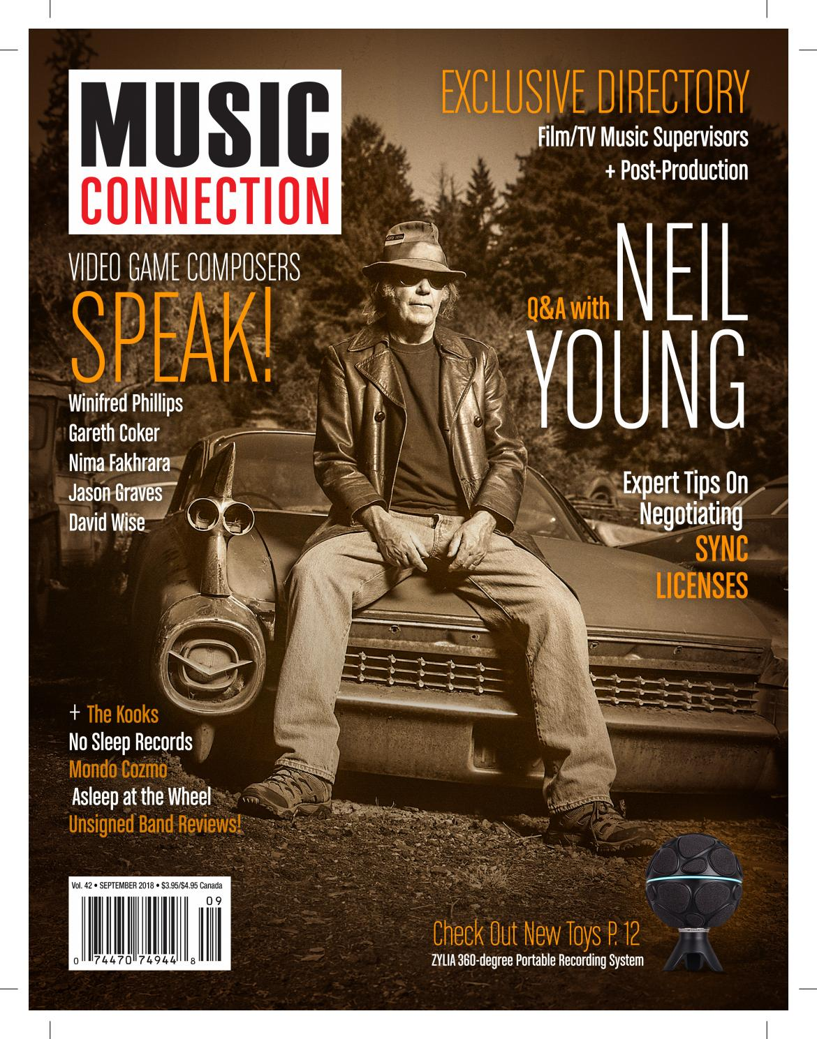 Music Connection September 2018 by Music Connection - issuu