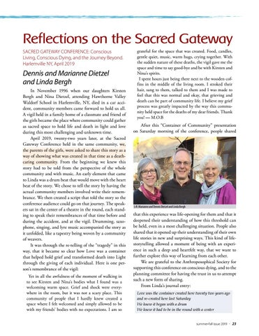 Page 23 of Reflections on the Sacred Gateway