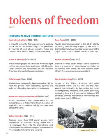 Page 64 of Tokens of Freedom